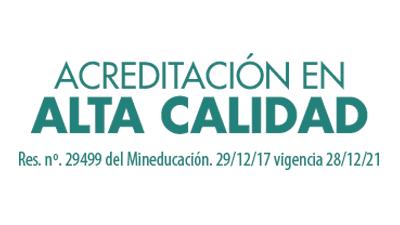 Acreditación Institucional de Alta Calidad