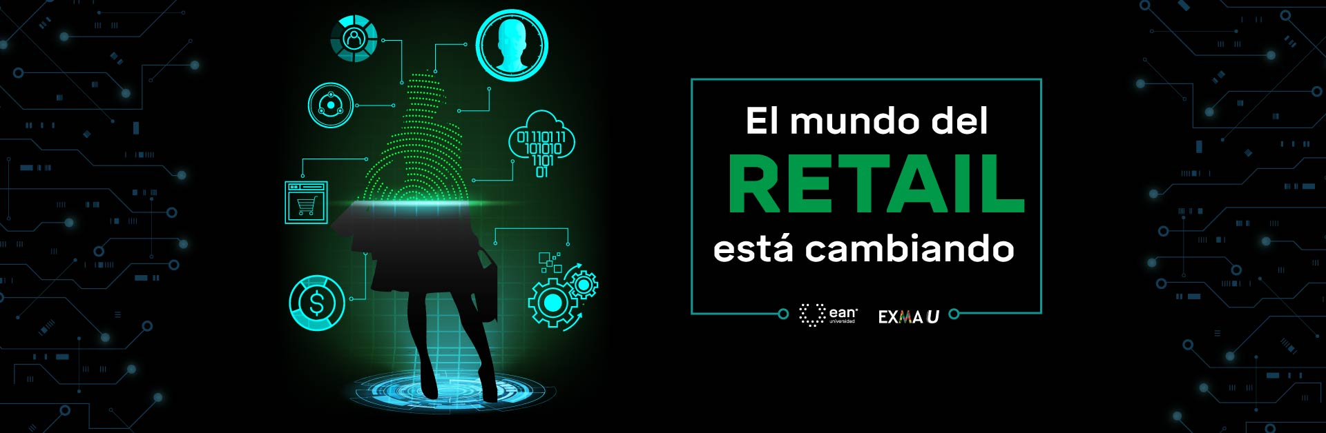 La revolución del retail, tema del 1er. Congreso Internacional de Marketing.