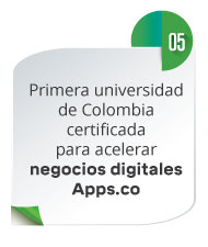 La Universidad Ean fue la primera universidad certificada con el sello Apps.co
