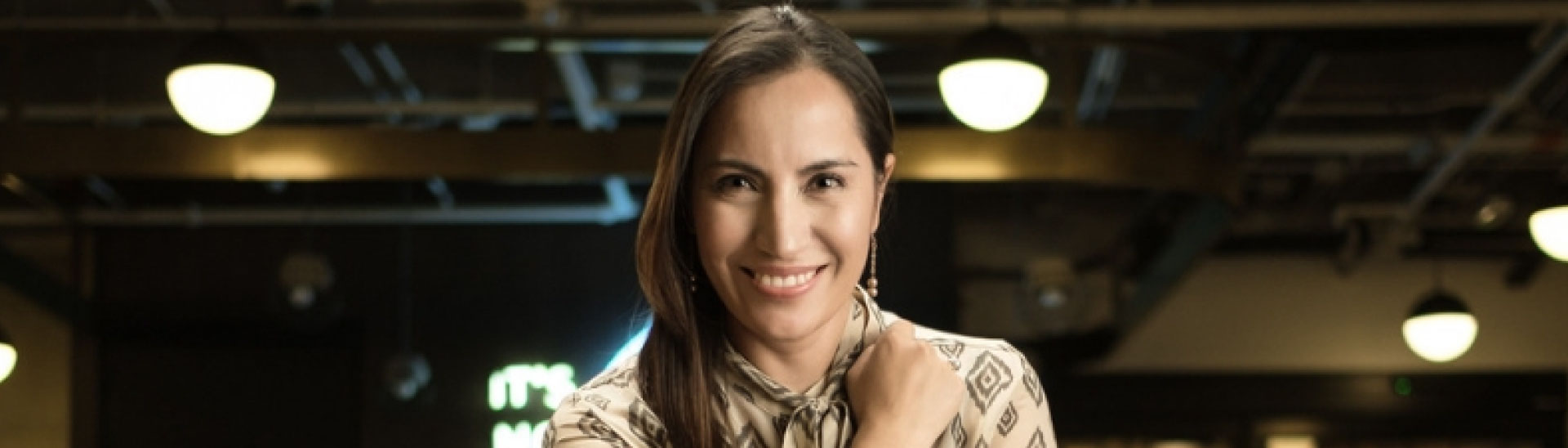 Co-fundadora de Geek Girls LatAm y docente de la U. Ean.