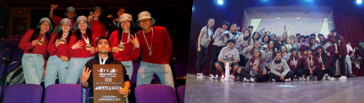 Dance Element, campeones invictos del Dunkan Dance Fest.